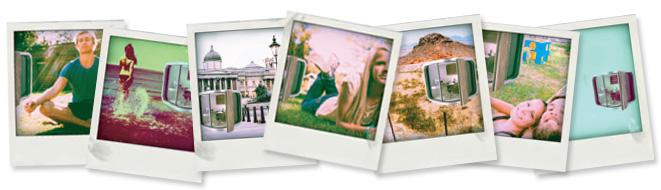 Competition Polaroids