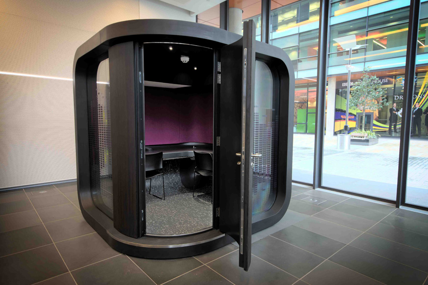 Office Pod about OfficePOD