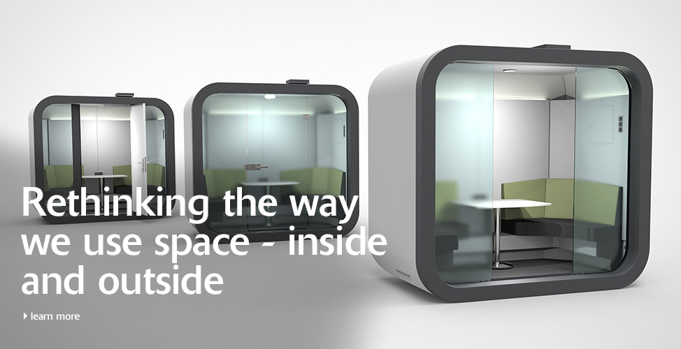OfficePOD | Changing the way people work from home. Welcome to the future  of home working.